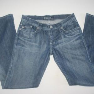 Rock & Republic Kurt Stretch Blue Jean Women 25